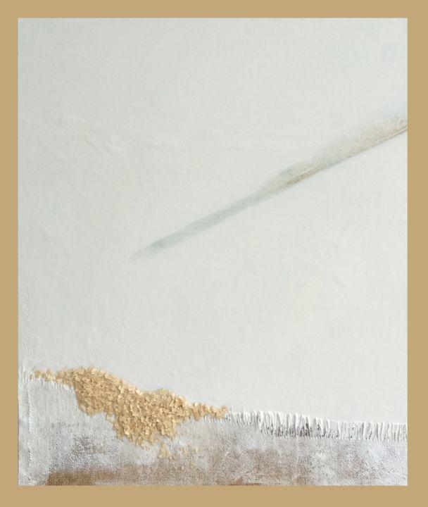 Emma Lapassouze - Pensée blanche