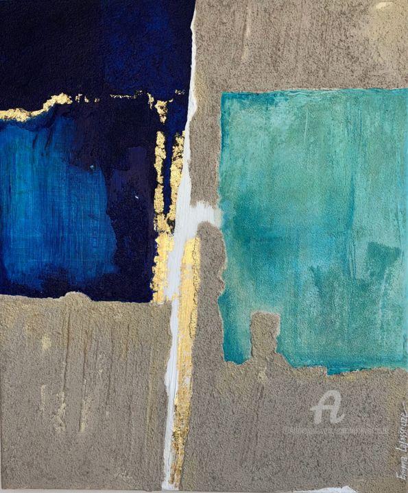 Emma Lapassouze - Etendues bleues