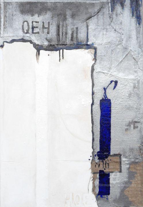 Emma Lapassouze - Bleu soufré
